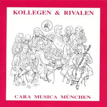 CD-Cover Kollegen und Rivalen