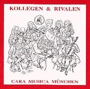 CD Kollegen und Rivalen